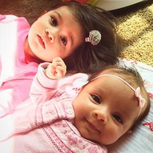 Asha and Mila